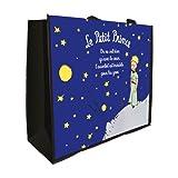 Il Piccolo Principe 525514 Borsa Notte Stellata, Plastica, Multicolore, 46 x 40 x 19 cm