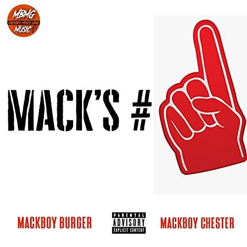 Mackboy Burger feat. Mackboy Chester