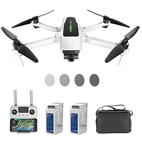 HUBSAN Zino 2 Plus 4K Drone 60fps UHD Camera...
