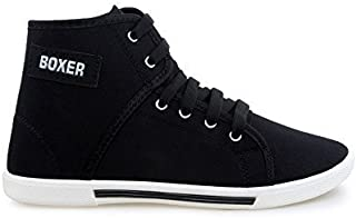ETHICS Perfect Black Sneaker Shoes for Women (6)