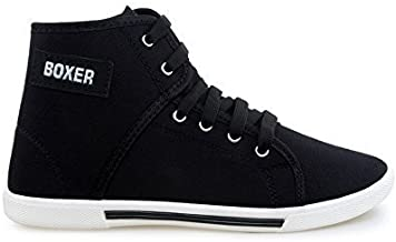 ETHICS Perfect Black Sneaker Shoes for Women