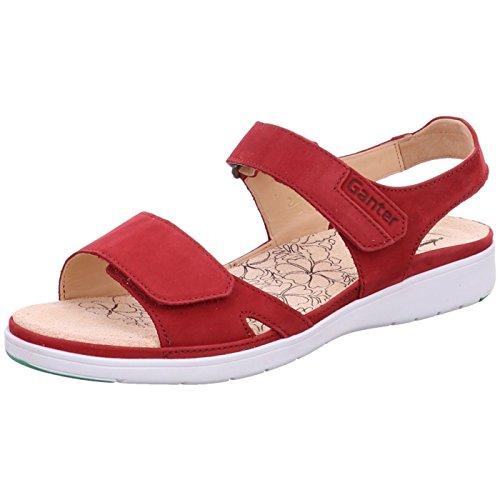Ganter Damen Sandaletten Gina 20/0122-4000 rot 462746