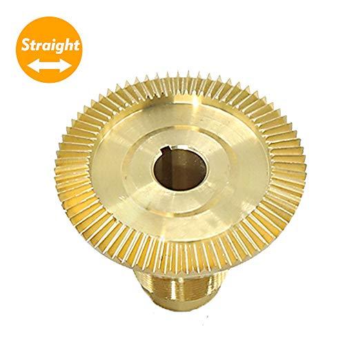 Kecheer Fräsmaschine Kegelrad Spiralkegelrad Bridgeport Bronze Zahnrad Für Servo Power Feeder Gerader Zahn