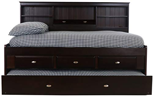 Discovery World Furniture 2123-2192EKT-2190 with 3 Drawers