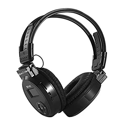 Wireless Bluetooth Headphones with Deep Bass,FM...