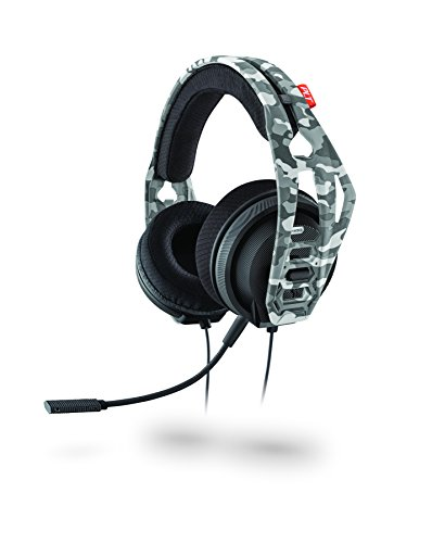 Plantronics Rig 400HS, Gaming-Headset, Arctic CAMO Edition für PS4