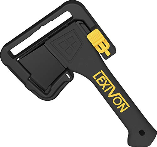 LEXIVON V9 Camping Hatchet, 9-Inch Axe | Ergonomic Grip, Lightweight...