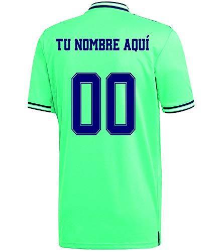 Champion's City Real Madrid Kit - Personalizable - Tercera Equipación Original Real Madrid 2019/2020