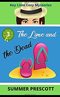The Lime and the Dead (Key Lime Cozy Mysteries)