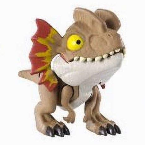Mattel - Jurassic World - Snap Squad Dilophosaurus /Toys (1 TOYS)