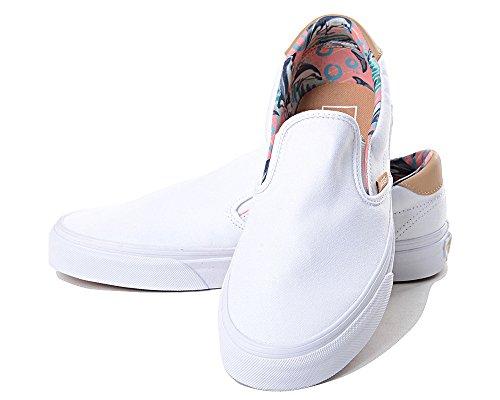 [バンズ] Slip-On 59(C&L) DolphinsTrue White 8(26.0cm) Dolphins/True White