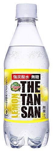 カナダドライ ザ タンサン レモン 430mlPET ×24本