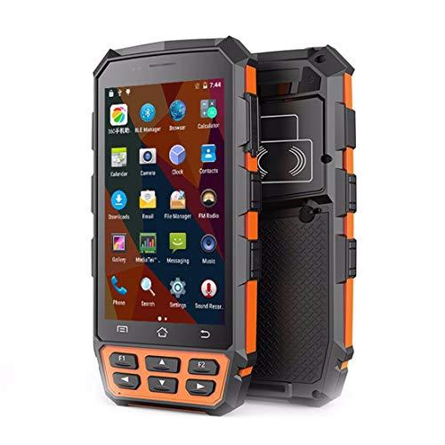Handheld Rugosa Terminal Móvil Con Código De Barras 2D Honeywell Lector, Android 7.0, Cámara, 4G Inalámbrica Wifi GPS BT NFC Para Entrega De Inventario Al Por Menor Almacén De Envío