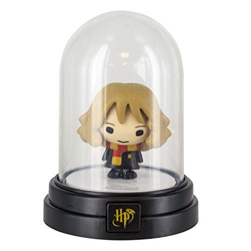 Harry Potter Hermione mini campana di vetro chiaro, multi
