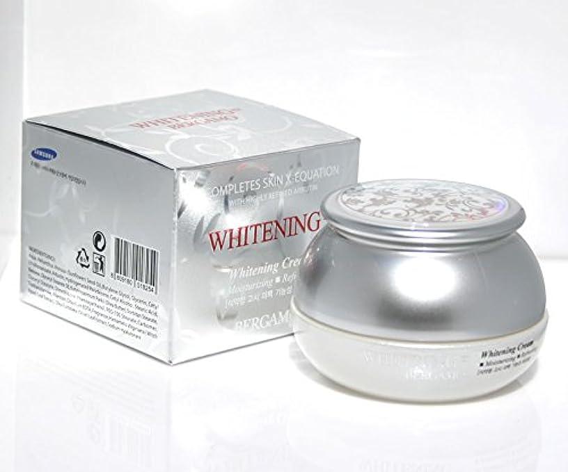 フィヨルド直感家具【ベルガモ][Bergamo]  は、高度に精製アルブチンホワイトニング例クリーム50g /  Completes Skin X-equation with Highly Refined Albutin Whitening Ex Cream 50g /  を完了は、皮膚のX-式、さわやか / Whitening,moisturizing,refreshing / 韓国化粧品 / Korean Cosmetics [並行輸入品]