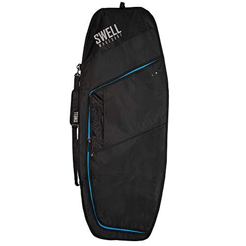 "Huey Double Wakesurf Board Bag Travel Bag 66"" Long"
