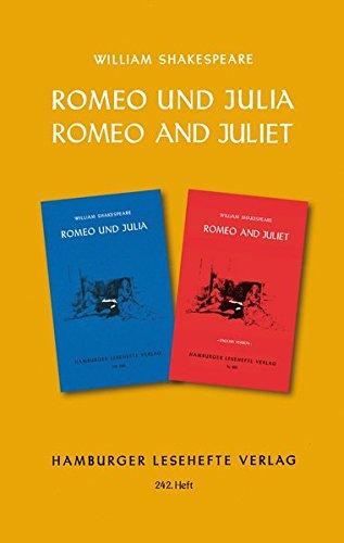 Romeo und Julia / Romeo and Juliet: Deutschsprachige Ausgabe / English Version (Bundle)