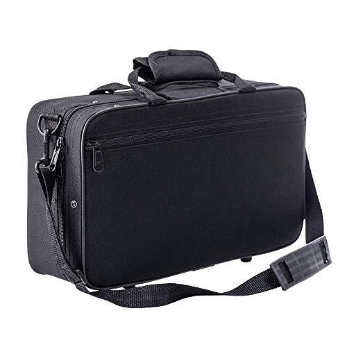 Bb Clarinet Case, YueYueZou Clarinet Gig Bag 600D Water-resistant