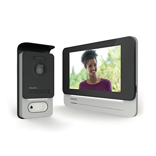 PHILIPS WelcomeEye TOUCH - Videosprechanlage - 2 Draht Technik- 7