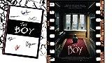 The Boy Filmposter und Autogramm, signierter Druck, Rupert