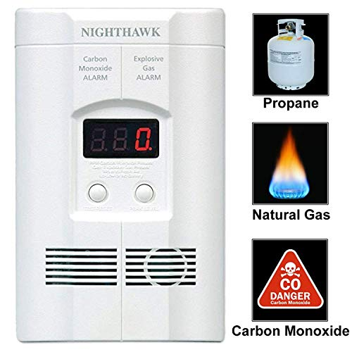 Best Natural Gas Detector For Home