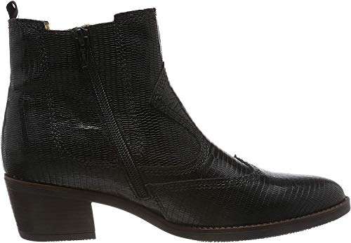 Gabor Shoes Damen Fashion Stiefeletten, Schwarz (Schwarz 37), 38 EU