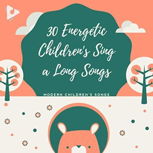 Modern Children's Songs, KIds Music Fun Zone & Songs For Children