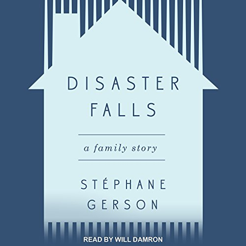 Disaster Falls audiobook cover art