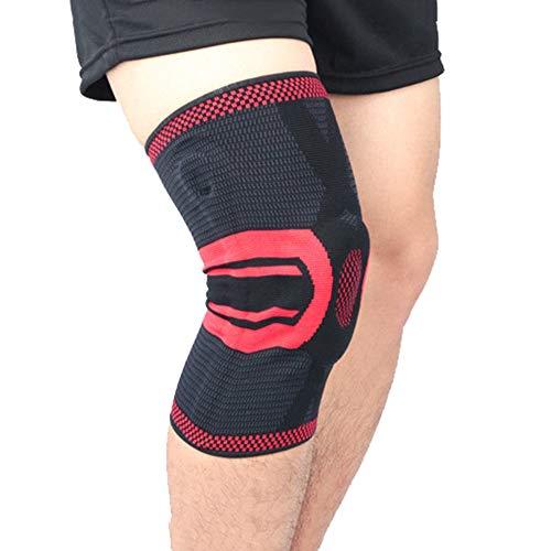 CRFYBX Deporte Rodilleras, Menisco Ruptura del LCA MCL Rodillera Ideal para Dolor De Las Articulaciones Artritis Reproducción Y Deportes para Hombres Y Mujeres