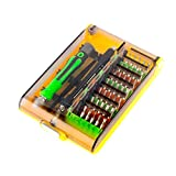 Kit de herramientas de reparación de computadoras Destornillador Magnético Set 46 En 1 Juego De Herramientas De Herramientas De Reparación Del Ajuste Del Destornillador Hex Hex Para Teléfono Móvil