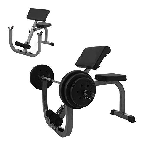 WTAA [US stock] Roman Chair Weight Bench Arm Curl Weight Bench Preacher...