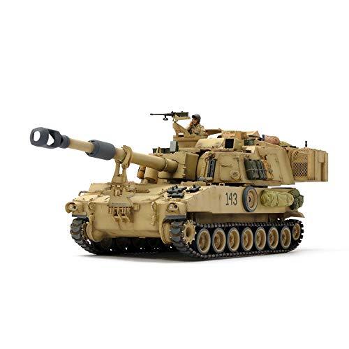 TAMIYA 1/35 M109A6 Paladin US Self-Propelled Howitzer