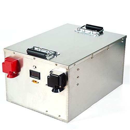 Lifepo4 Batterie 100ah 200ah 300ah 400ah 24V Lithium Eisenphosphat Batterie für Solar System/Wohnmobil/RV/Boot/Golf Carts/Elektroauto mit BMS (24V 400Ah×1pcs with Quick charger)