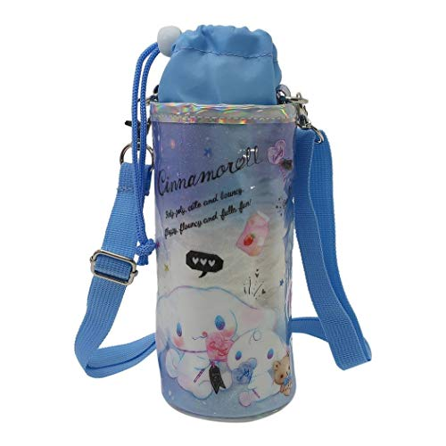 シナモンロール[ペットボトルホルダー]ショルダー付き 保冷 ボトルケースサンリオ