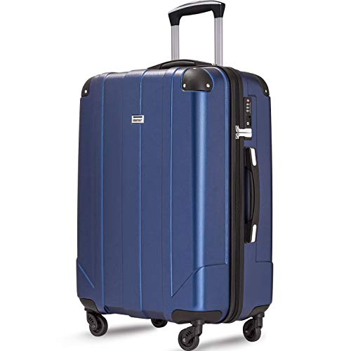 Merax Hardside Spinner Luggage with Built-in TSA Lock Lightweight Suitcase 28 inch Available