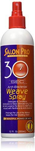 Salon Pro 30 Second Weave Spray 12 oz.