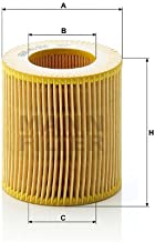 Mann-Filter HU 816 X Metal-Free Oil Filter (Pack of 6)
