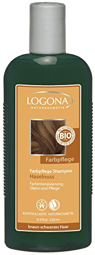 Logona Colore & Care Shampoo Haselnuss, 250ml