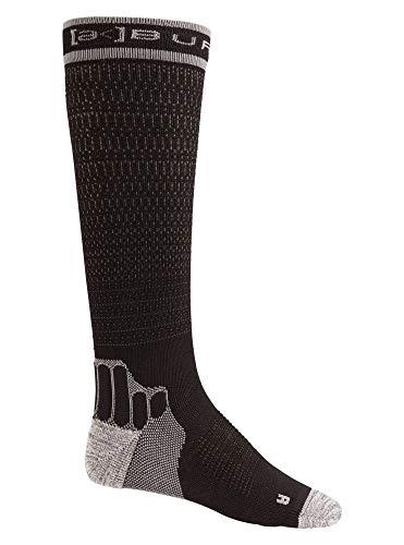 Burton M AK Ultralight Compression Sock Zwart, Heren Sokken, Maat S - Kleur True Black