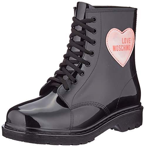 Love Moschino Ja24073g1bir2000, Rangers Femme, Noir, 36 EU