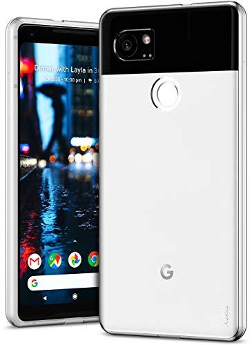 slim silicon skin for google pixel 2 xl