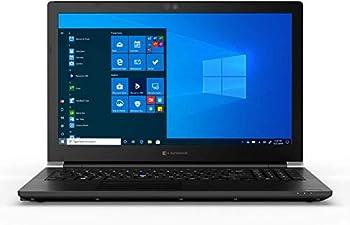 Dynabook Toshiba Tecra A50 15.6  Business Laptop Computer_ Intel Celeron 4205U 1.8GHz_ 4GB DDR4 128GB SSD_ WiFi 6_ Bluetooth 5.0_ Remote Work_ Windows 10 Pro Education_ BROAGE 64GB Flash Drive