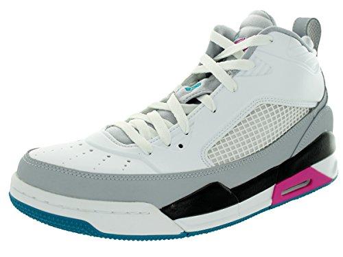 Jordan Flight 9.5 Schuhe Sneaker Weiß (42.5 US 9)
