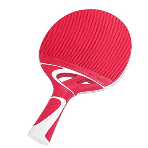 CORNILLEAU Tacteo 50Composite Tischtennisschläger Einheitsgröße rot