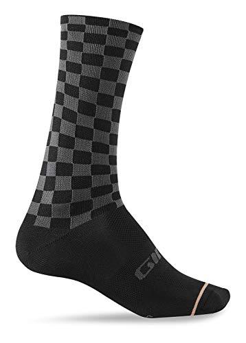 Giro Calcetines De Ciclismo 2019 Comp Racer Checkered