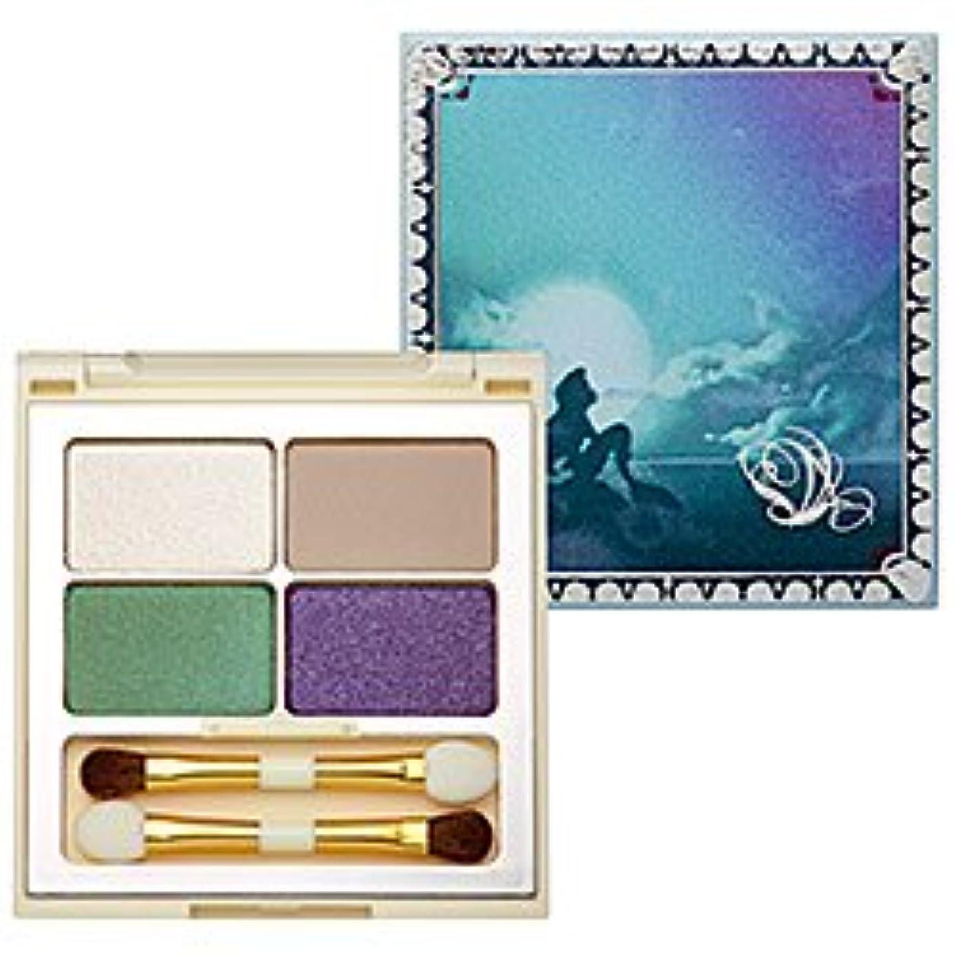 子供時代変成器安心Disney Sephora Ariel Part of Your World Eyeshadow Palette (ディズニー セフォラ アリエル パート オブ ユア ワールド アイシャドー パレット)