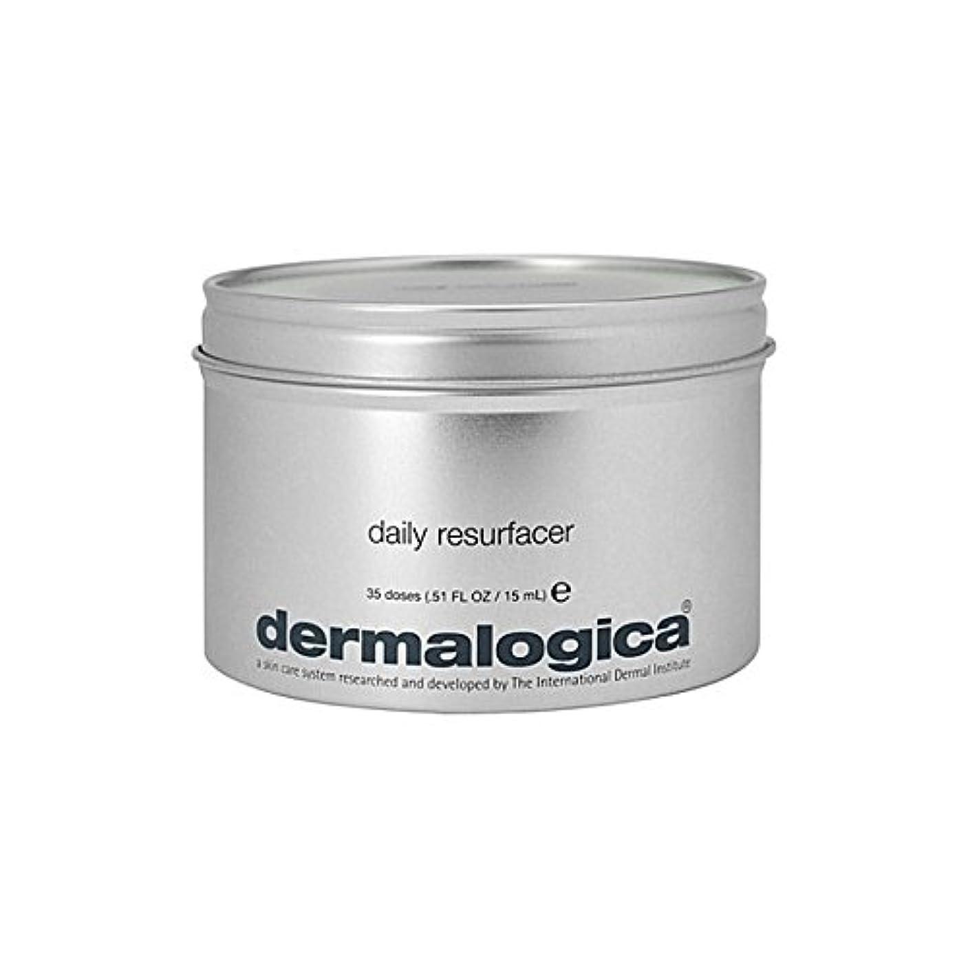 顕現クスクス遷移Dermalogica Daily Resurfacer 15ml (Pack of 6) - ダーマロジカ毎日の15ミリリットル x6 [並行輸入品]