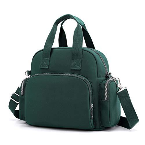 sbay Nylon Women's Backpacks Anti Theft USB Charging Waterproof Bags for Teenage Girls Travel Bag