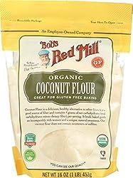 Bob's Red Mill, Flour Coconut Organic, 1LB
