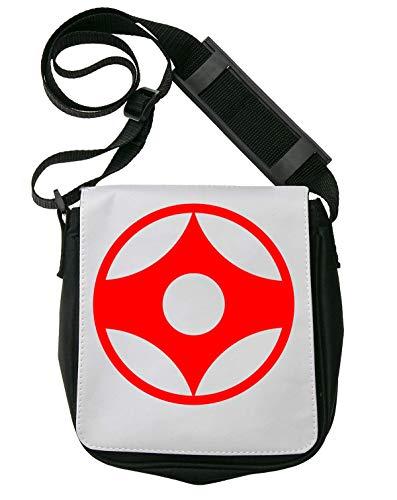 Martial Japan Karate Kyokushin Schultertasche Herren Umhängetaschen Damen Taschen Unisex Shoulder Bag